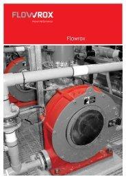 Flowrox 蠕动软管泵