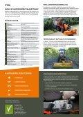Holder F 780 műszaki adatlap - Városkert Kft. - Page 2