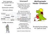 2013 - Freiwillige Feuerwehr Nieder-Erlenbach
