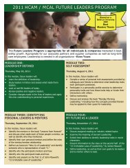 1/18/2011 Future Leaders Printable Brochure .pdf - Health Care ...