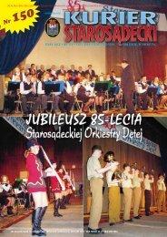 NR 150 LUTY 2005 - Kurier Starosądecki
