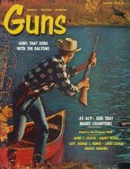 March 1962 - Guns Magazine