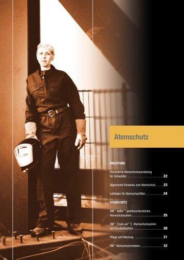 Atemschutz - Schweiss-Shop.de