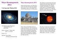 Maya Kosmogenesis 2012 - Silvan Zülle