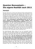 Quanten Bewusstsein – Die eigene Realität nach 2012 - Silvan Zülle - Seite 6