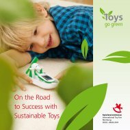 On the Road to Success with Sustainable Toys - Spielwarenmesse ...