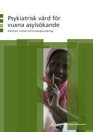 Ladda ner rapporten här - Tema asyl & integration
