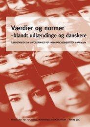 Værdier og normer - Ny i Danmark
