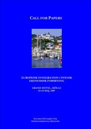CALL FOR PAPERS - Tema asyl & integration