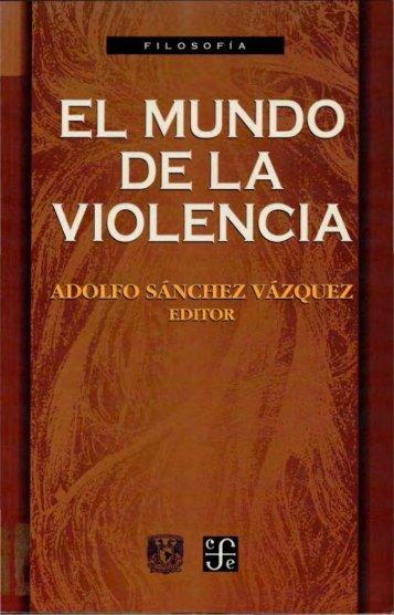 ASV_El Mundo de la Violencia_1998