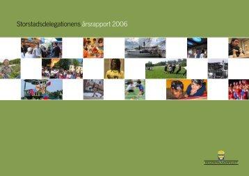 Hämta hela årsrapporten här - Tema asyl & integration