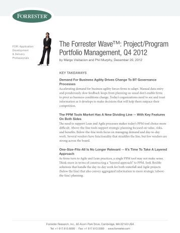 research paper on portfolio management services Also, and most importantly, the right tool depends on you — the nature of your business, your needs, the kinds of projects you conduct, the maturity of your.
