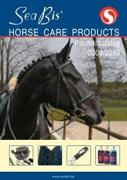 HORSE CARE PRODUCTS - SeaBis
