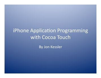 Cocoa Touch.pptx