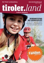 PDF - Ansicht - Die Tiroler Landeszeitung