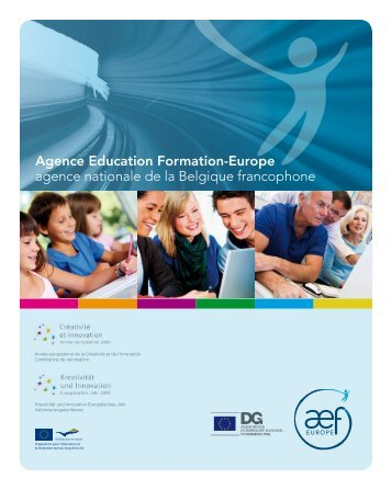 Agence Education Formation-Europe agence ... - AEF Europe