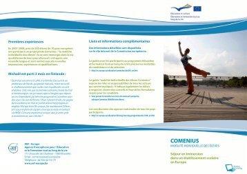 Téléchargez - AEF Europe