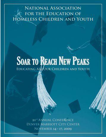 3:00 pm - National Association for the Education of Homeless Children