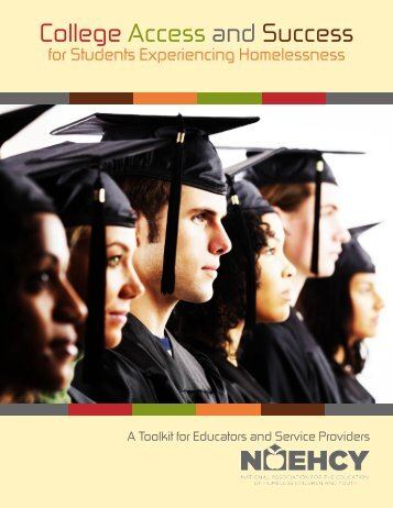 A Toolkit for Educators and Service Providers - National Association ...
