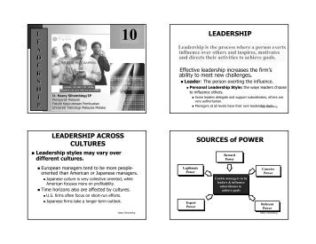 Annotated bibliography servant leadership