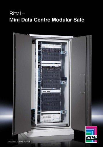 Rittal - Mini Data Centre Modular Safe