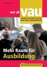 Mehr Raum für - Vau-online.de