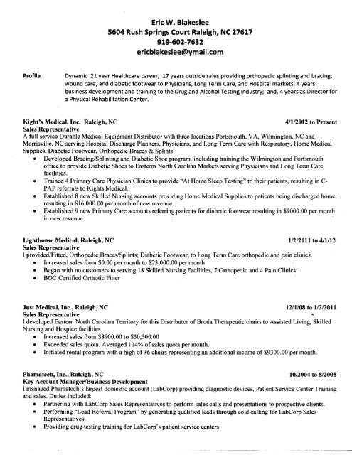 Blakeslee Resume pdf - NC Center for Nonprofits