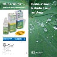 Herba-Vision - OmniVision GmbH