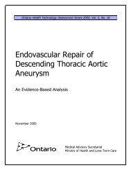 Endovascular Repair of Descending Thoracic Aortic Aneurysm