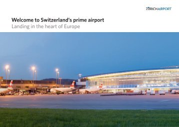 Welcome to Switzerland's prime airport Landing in the ... - C-hertz.ch