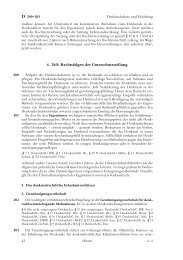 Rechtsfolgen der Unterschutzstellung - Handbuch des öffentlichen ...