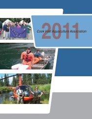 2011 Annual Report - Cook Inlet Aquaculture Association, Kenai ...