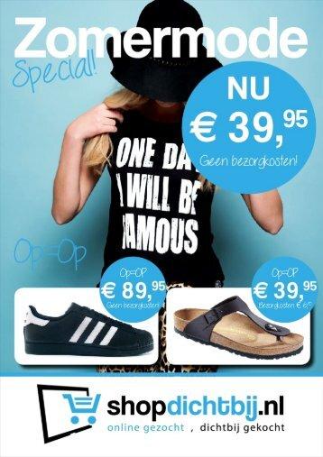 Shopdichtbij.nl folder