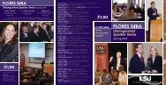 Program - EJ Ourso College of Business - Louisiana State University
