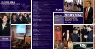 flores mba - EJ Ourso College of Business - Louisiana State University