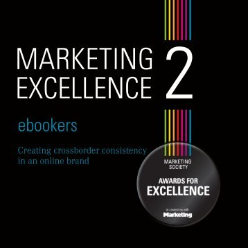 ebookers - The Marketing Society