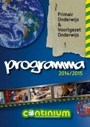 Continium Brochure NL