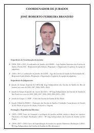 COORDENADOR DE JURADOS JOSÉ ROBERTO ... - clicRBS