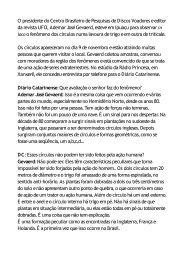 Ademar José Gevaerd - Diário Catarinense