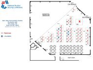 San Jose Convention Center Parkside Hall San Jose, CA June 24 ...