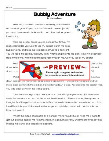 Science Teacher Worksheets Worksheets for all | Download and Share ...