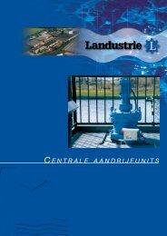 centrale aandrijfunits - Landustrie