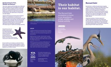 Their habitat is our habitat. - South Coast Conservation Program