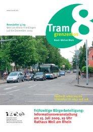 2009/03 - Tiefbauamt - Kanton Basel-Stadt