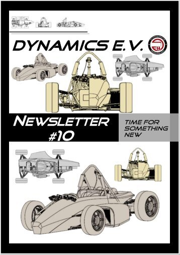 Time for something new - Dynamics