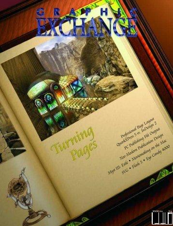 Myst - Graphic Exchange magazine