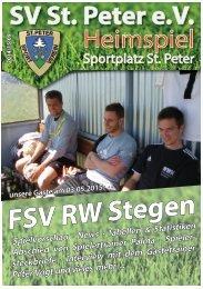 SVS-Heimspiel 2014/15-09