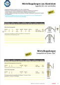 Mörtelkupplungen Mörtelstecker - Seite 2