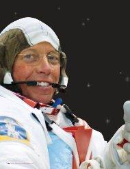 Aggie Space Cadet - Sandra Steele, Educational Consultant