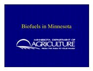 Biofuels in Minnesota - Mepc-mn.org